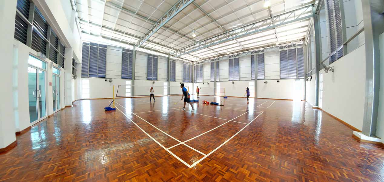 UUC MC Badminton Court