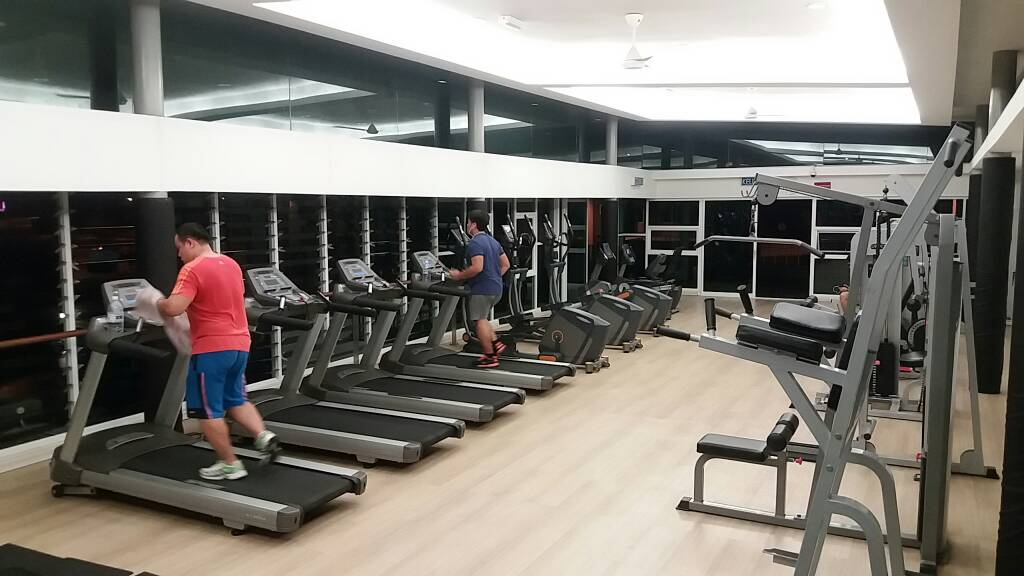 UUC MC GYM